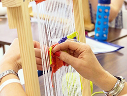 Weekend - August 2-4, 2019 - Basics of Tapestry Weaving with Jessica Hagar